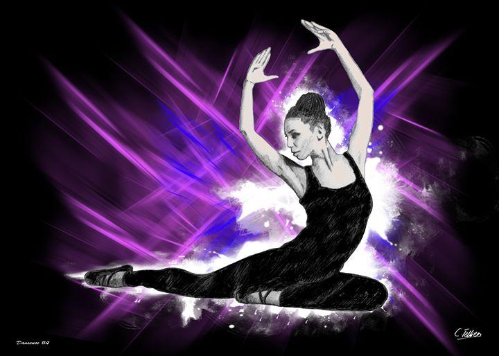 Danseuse  #4 - C.Tellier