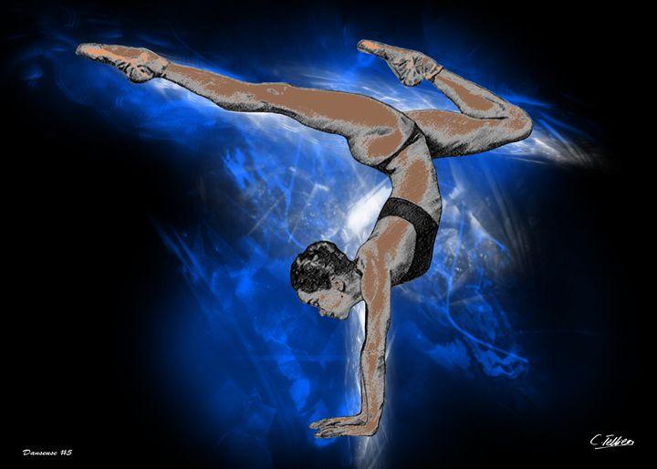Danseuse #5 - C.Tellier