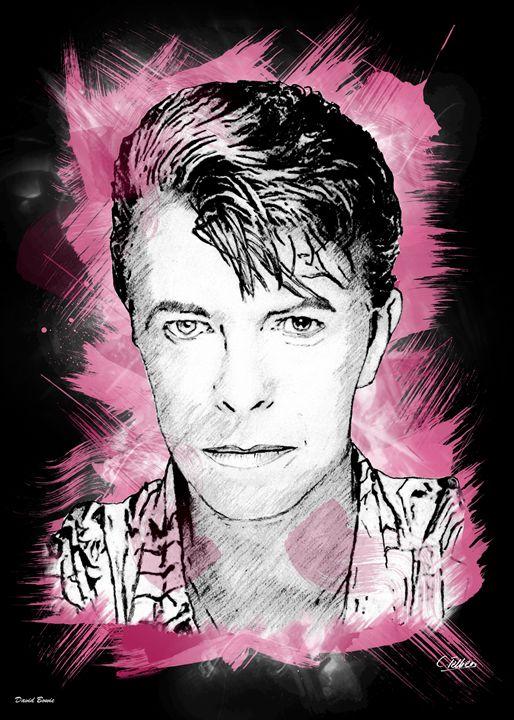 David Bowie - C.Tellier