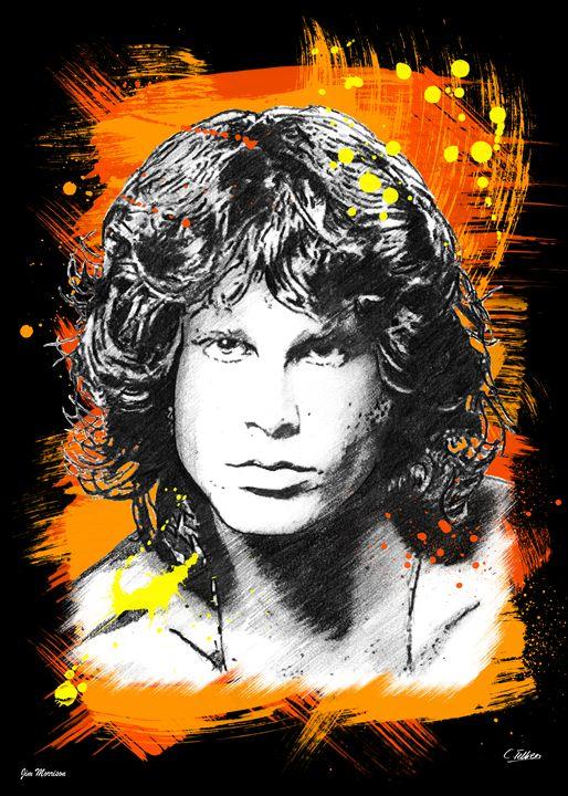 Jim Morrison - C.Tellier