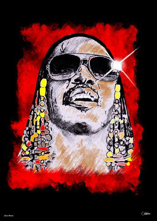 Stevie Wonder - C.Tellier