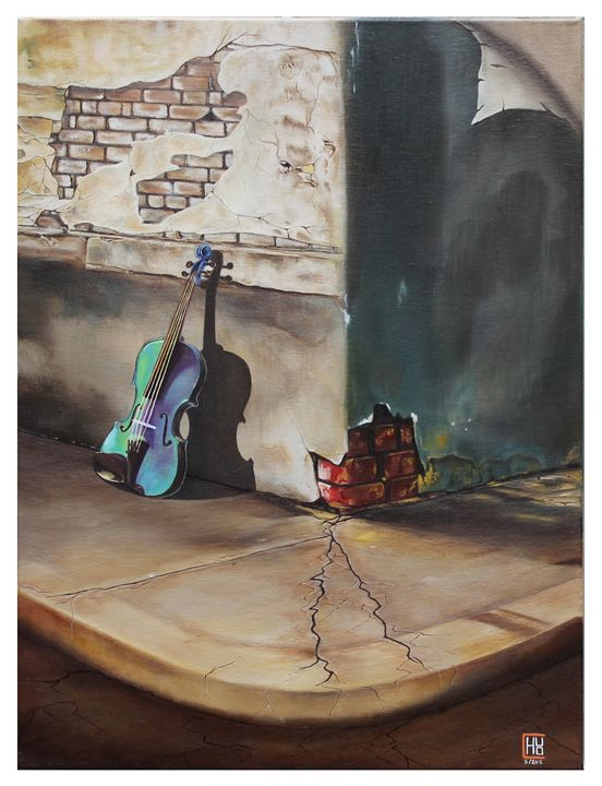 The loneliness of the violin - Chucho