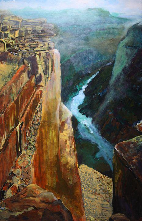 Canyon and Stream - Ekuilibrium Inc6