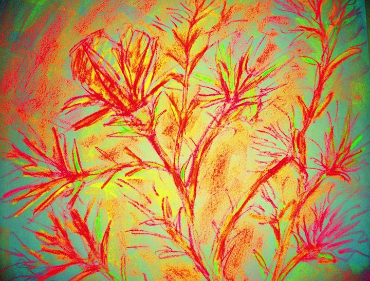 Beauty of Flower - Nader Fahami