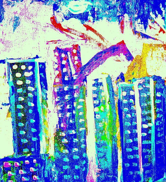 Naked City - Nader Fahami