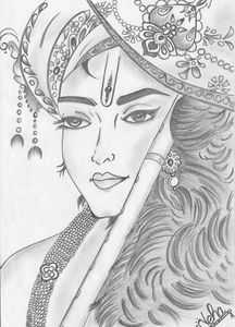 Lord Krishna - Nehart