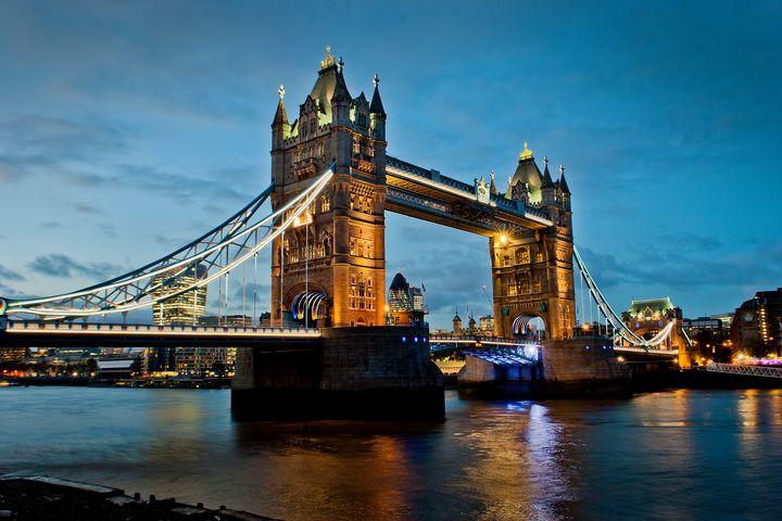 Tower Bridge River Thames London - Andy Evans Photos
