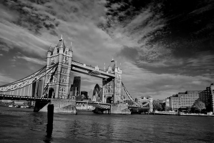 Tower Bridge River Thames London - Andy Evans Photos