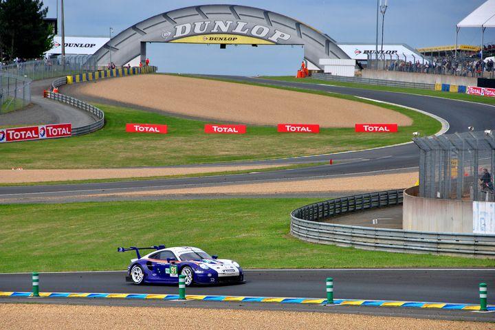 Porsche 911 RSR Sports Car - Andy Evans Photos