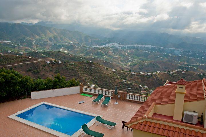 Frigiliana Andalucia Spain - Andy Evans Photos