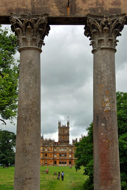 Highclere Castle Downton Abbey - Andy Evans Photos