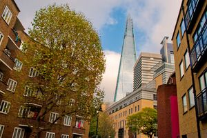 The Shard London Bridge Tower
