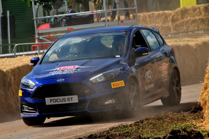 Ford Focus ST Sports Motor Car - Andy Evans Photos