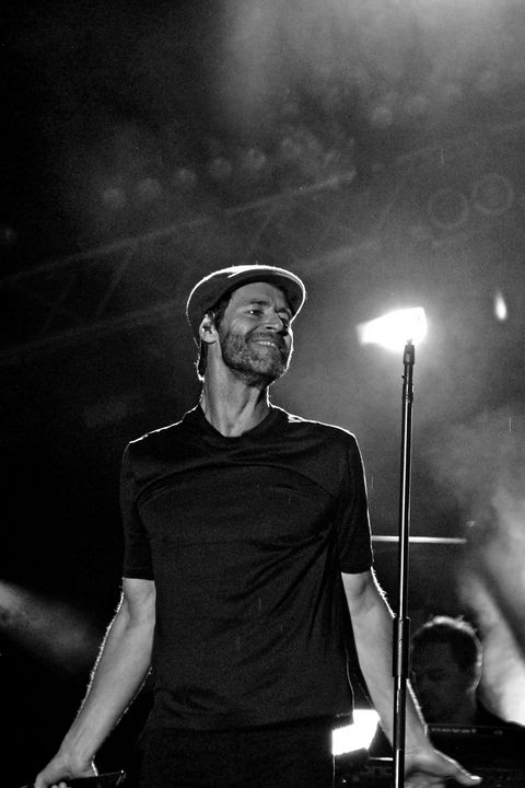 Howard Donald Take That - Andy Evans Photos
