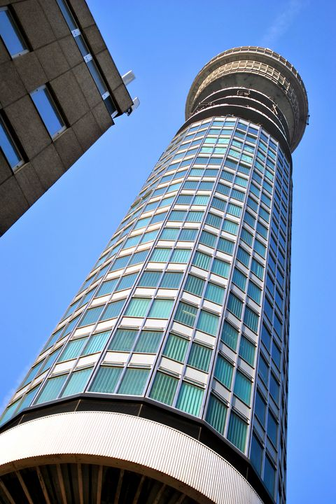 BT Post Office Tower London - Andy Evans Photos