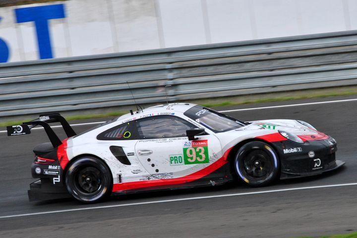 Porsche 911 RSR 24 Hours of Le Mans - Andy Evans Photos