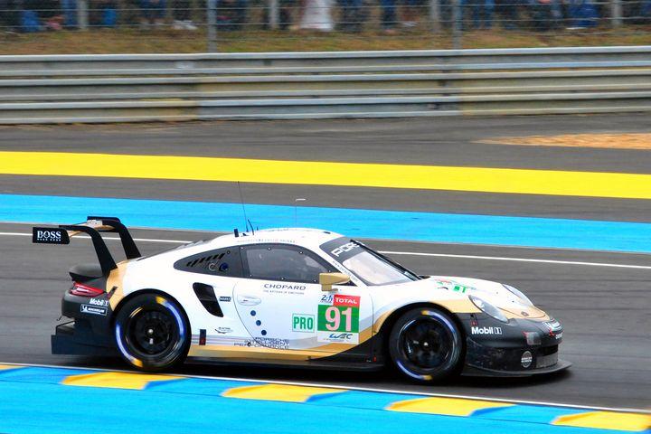 Porsche 911 RSR Le Mans 2019 - Andy Evans Photos