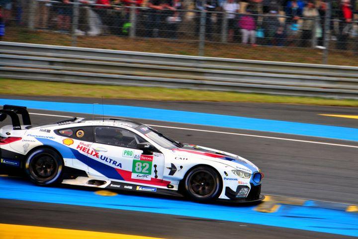 BMW M8 GTE Le Mans 2019 - Andy Evans Photos