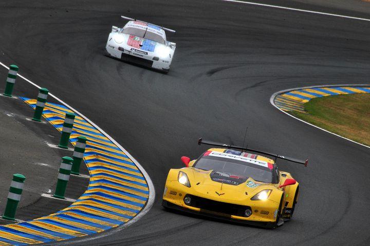 Chevrolet Corvette C7.R Le Mans 2019 - Andy Evans Photos