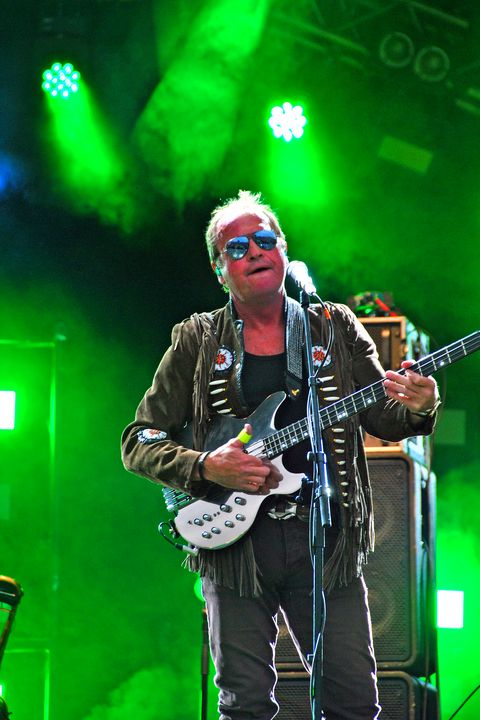 Mark King Level 42 - Andy Evans Photos