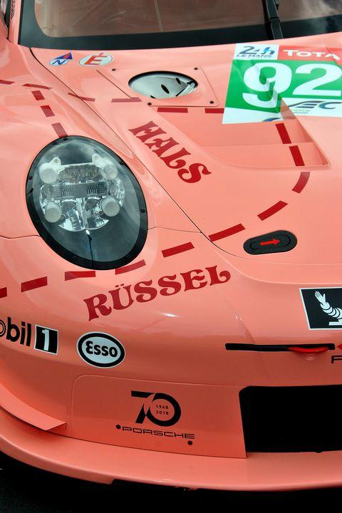 Porsche 911 RSR Le Mans 2018 - Andy Evans Photos