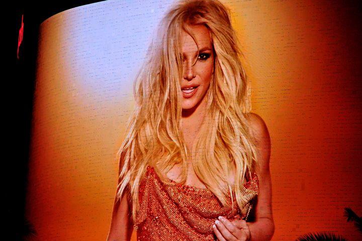 Britney Spears Las Vegas America - Andy Evans Photos