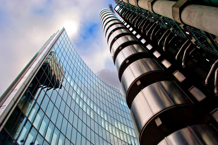 Lloyds And Willis Building London - Andy Evans Photos