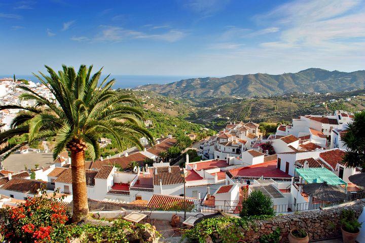 Frigiliana Andalusia Spain - Andy Evans Photos