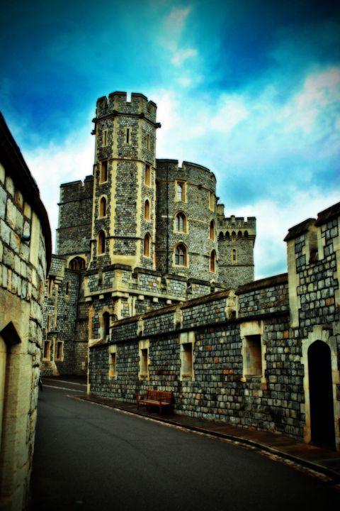 Windsor Castle Berkshire England - Andy Evans Photos
