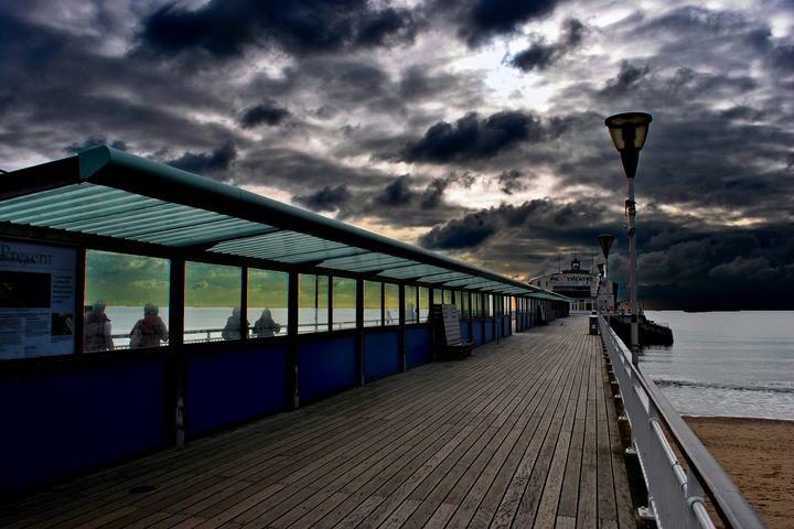 Bournemouth Pier Dorset England - Andy Evans Photos