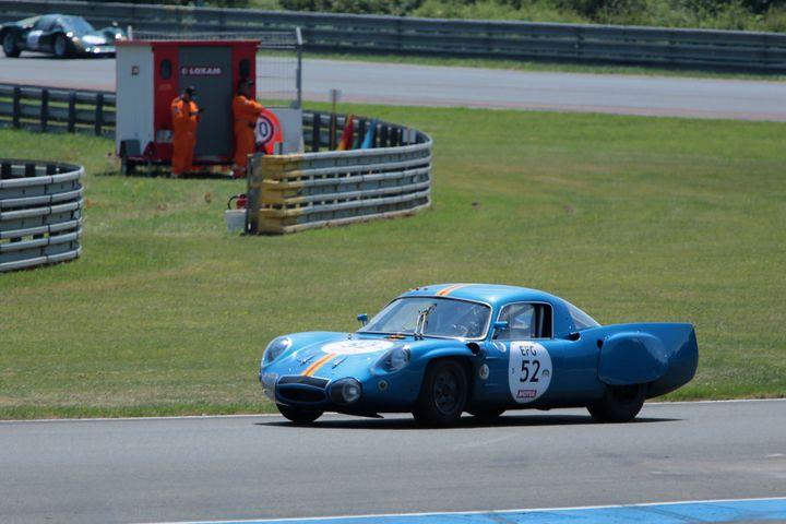 Alpine Renault A210 Le Mans Classic - Andy Evans Photos