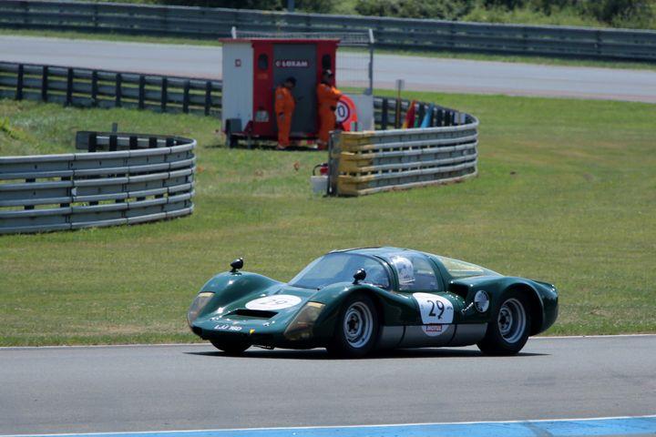 Porsche 906 Carrera 6 Le Mans - Andy Evans Photos
