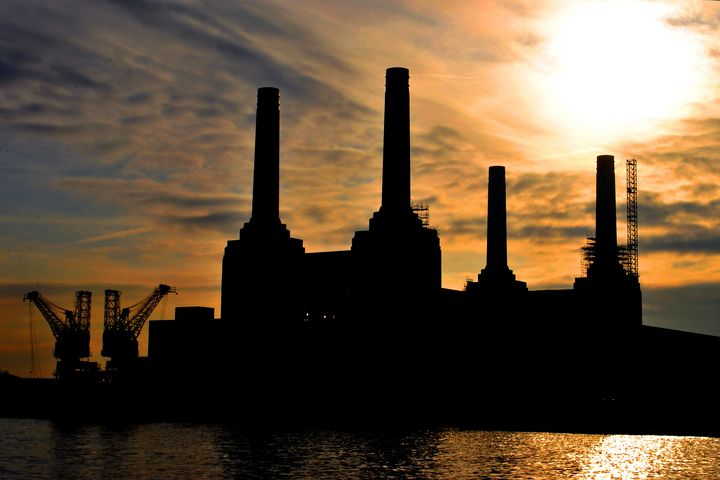 Battersea Power Station London - Andy Evans Photos