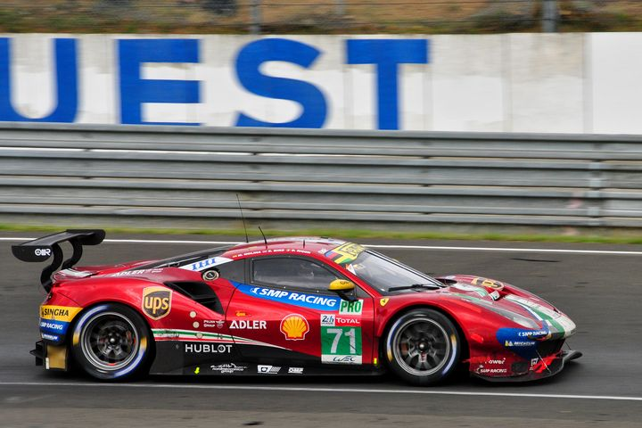 Ferrari 488 GTE EVO Le Mans 2018 - Andy Evans Photos