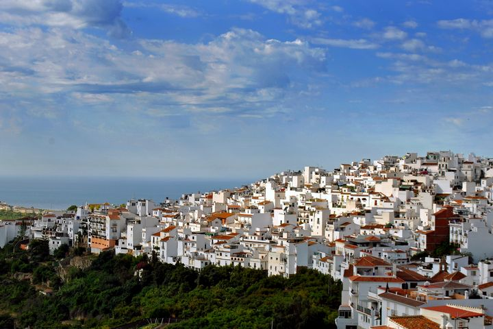 Torrox Costa Del Sol Andalusia Spain - Andy Evans Photos
