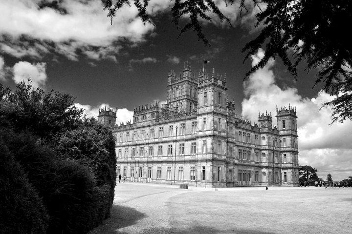 Highclere Castle Downton Abbey - Andy Evans Photos