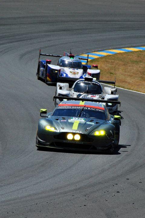 Aston Martin Vantage Car - Andy Evans Photos