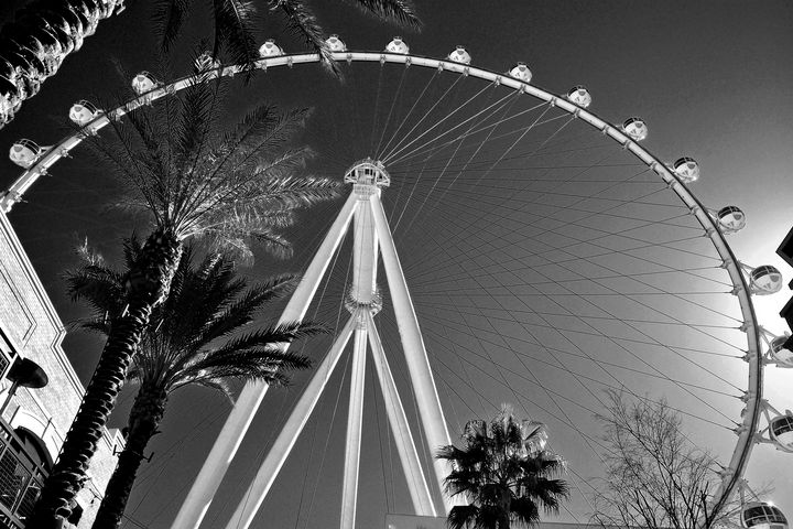 High Roller Las Vegas United States - Andy Evans Photos