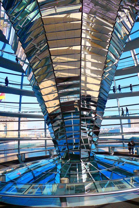Reichstag Dome German Bundestag - Andy Evans Photos