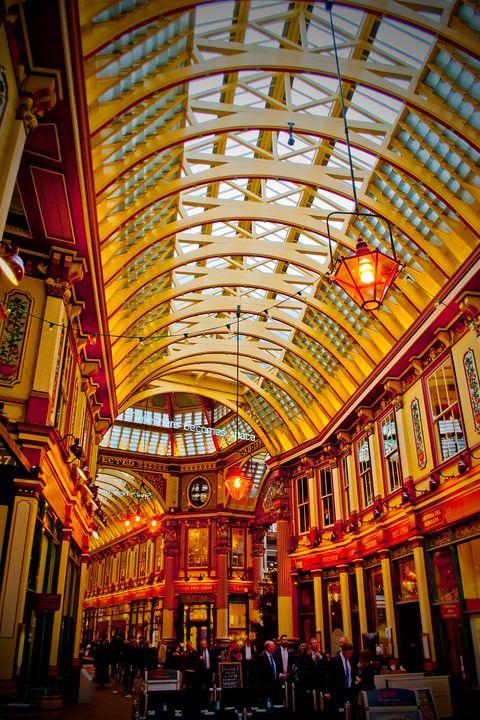 Leadenhall Market City of London - Andy Evans Photos