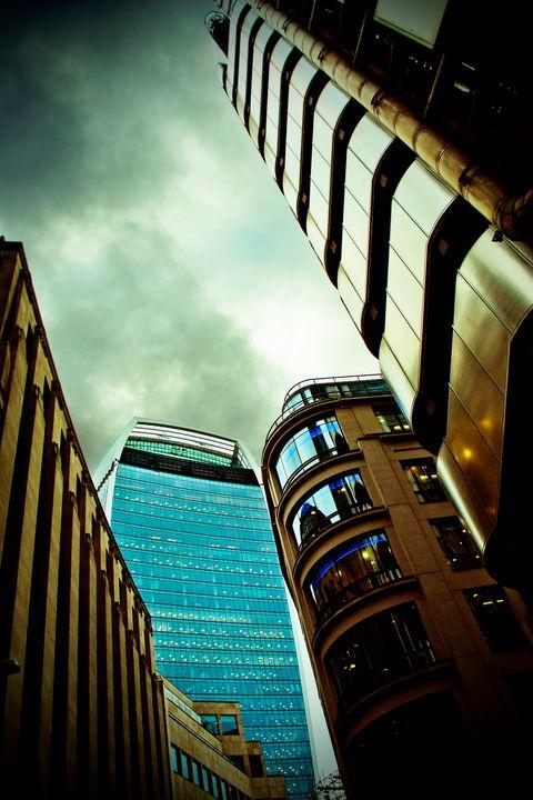 20 Fenchurch Street Lloyds of London - Andy Evans Photos