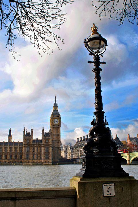 Houses of Parliament Big Ben London - Andy Evans Photos