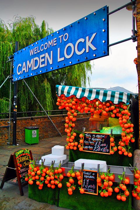 Camden Lock Market London - Andy Evans Photos