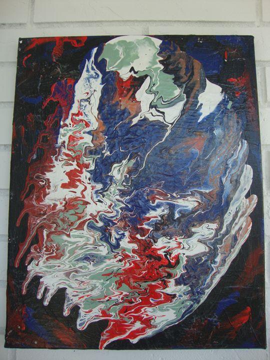 Asteroid - Raquel Medina Artwork