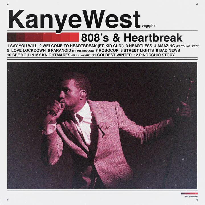 808's & Heartbreak - VB Graphics