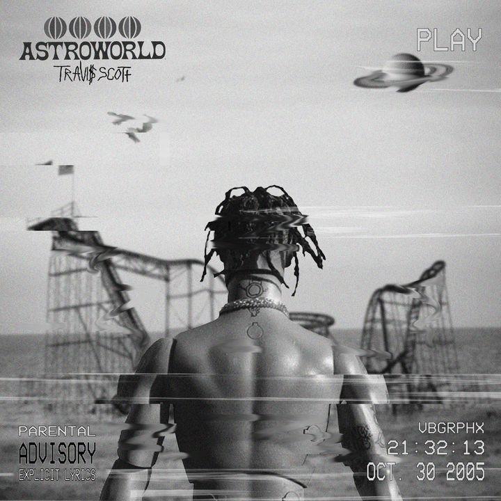 Astroworld (Doll) - VB Graphics