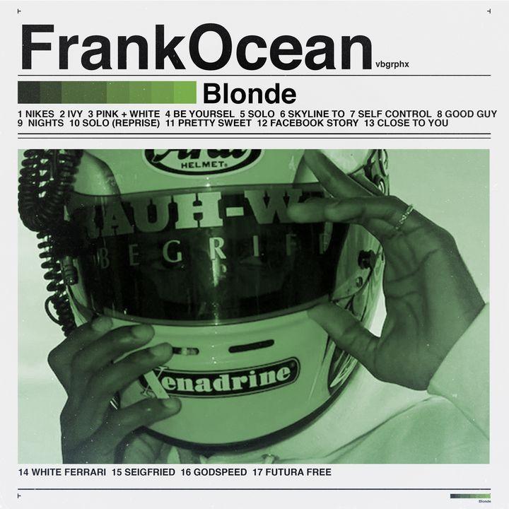 Blonde - VB Graphics