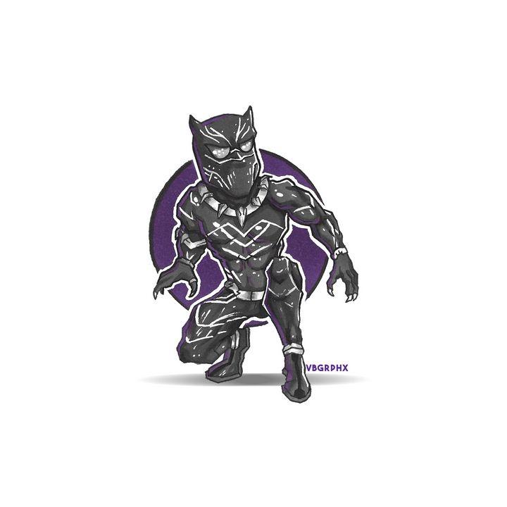 Black Panther - VB Graphics