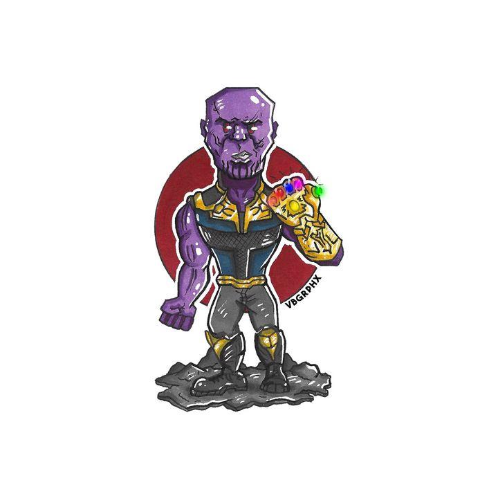 Thanos / Infinity Gauntlet - VB Graphics