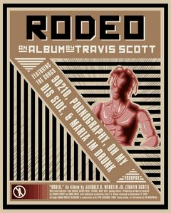 """Rodeo"" Poster by VB Graphics"